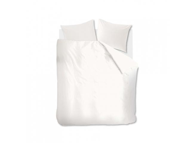 Dekbedovertrek 'Basic' - kleur: White