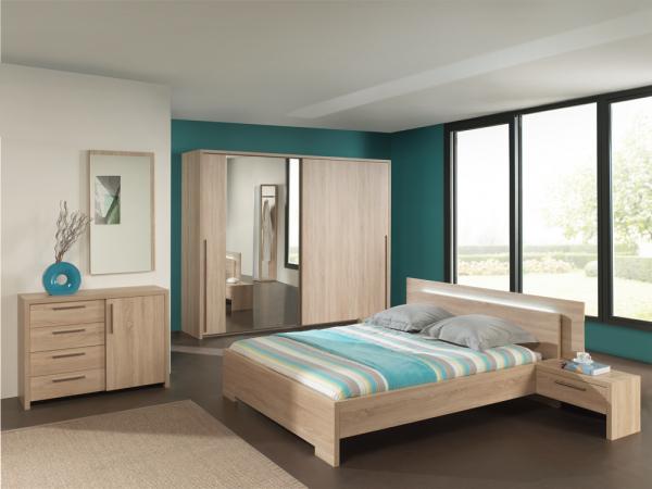 Slaapkamer Met Hout : Slaapkamer hout deba meubelen