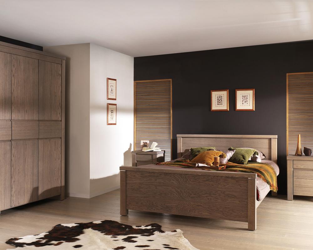 Landelijke Slaapkamer Kleuren : Landelijke slaapkamer nature kleur elephant grey hout deba