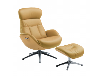 Ease Elegant relaxfauteuil, Corn Yellow