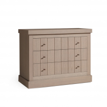 commode quinta kleur elephant grey 180