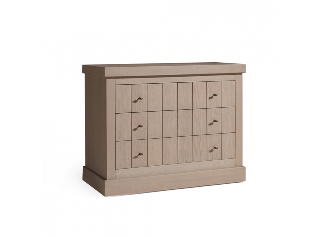 Commode 'Quinta' - kleur: Elephant Grey