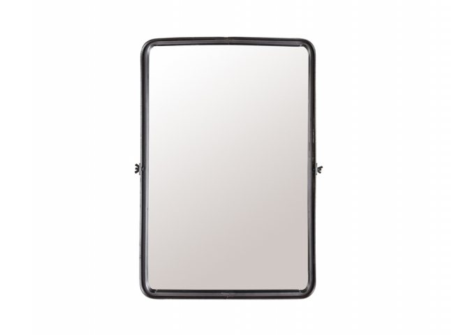 Poke spiegel, Dark Grey