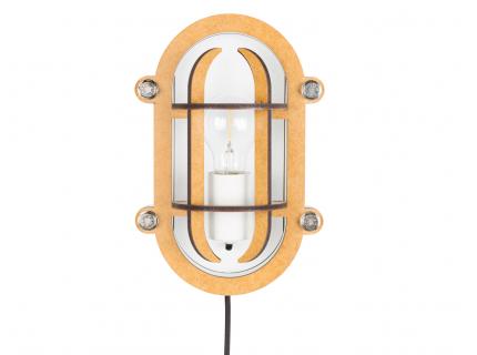 Navigator wandlamp, White