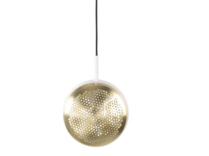Gringo flat hanglamp, White