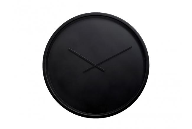 Time Bandit klok, Black/Brass