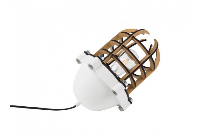 Navigator tafellamp, White
