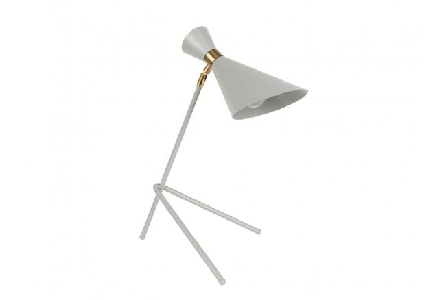 Shady tafellamp, Grey