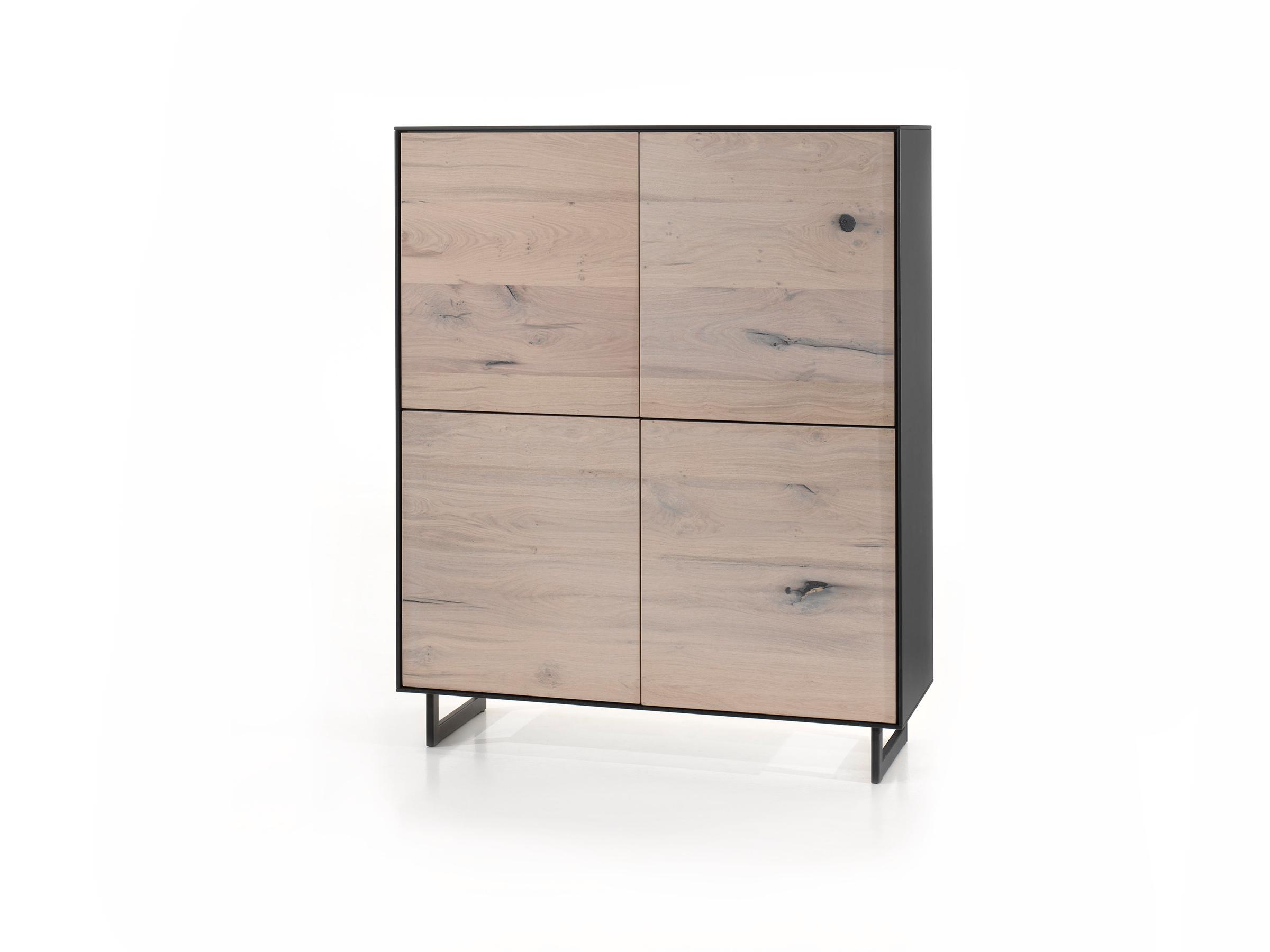 White Wash Kast : Kast barkast sito white wash hout deba meubelen