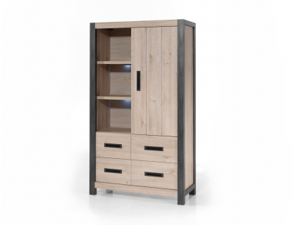 Lion barkast, Pure wood