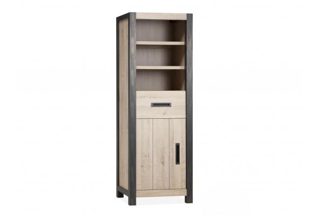 Lion boekenkast, Pure wood