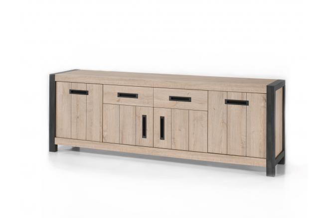 Lion dressoir, Pure wood