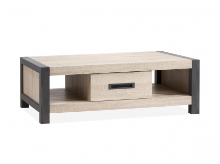 Lion salontafel, Pure wood