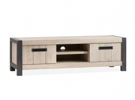 Tv-meubel 'Lion' - Kleur: Pure Wood
