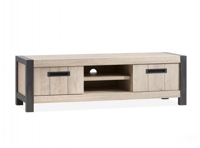 Tv-meubel 'Lion' - Kleur: Pure Wood