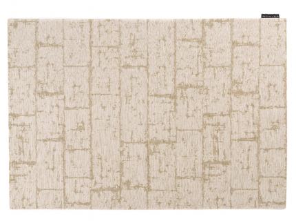 Tapijt 'Brique' - kleur: Dust