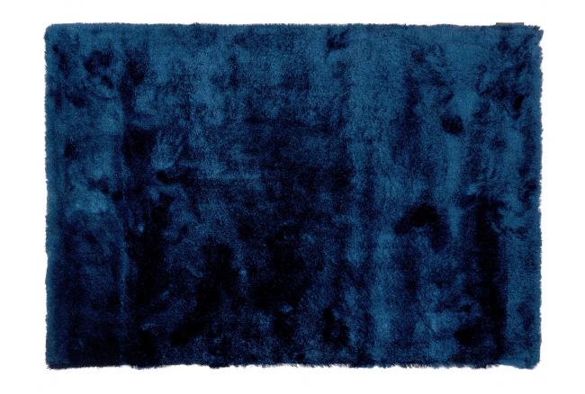 Tapijt 'Vernon' - kleur: Navy