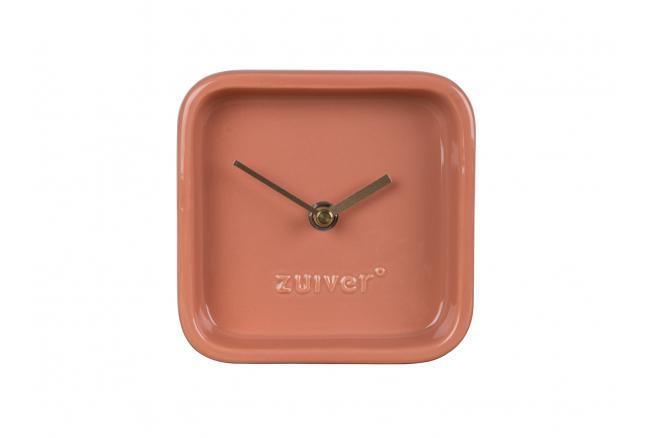 Klok 'Cute' - kleur: Pink