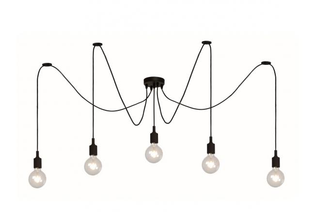 Hanglamp 5-lichts 'Fix Multipl