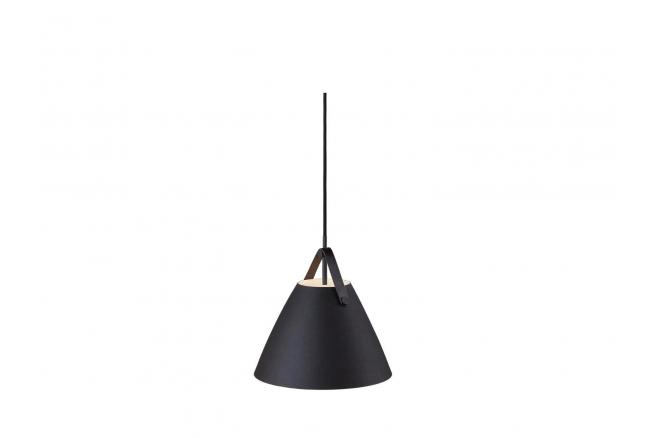 Hanglamp 'Strap' - kleur: Zwar