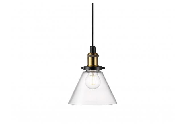 Hanglamp 'Disa' - kleur: Amber