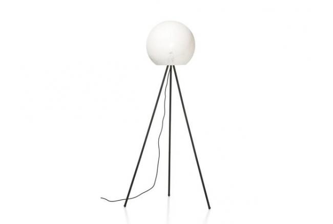 Vloerlamp 'Chiara' - kleur: Wi