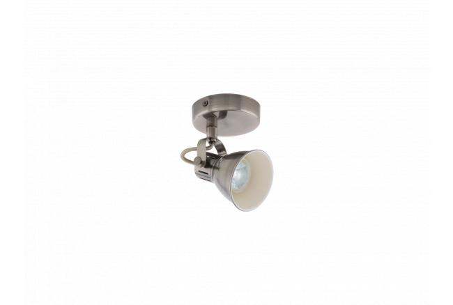 Spot 'Seras' - kleur: Nickel A
