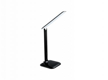 Bureaulamp 'Caupo' - kleur: Zw