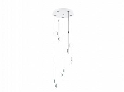 Plafondlamp 'Olindra' - kleur: