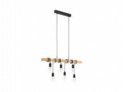 Hanglamp 'Townshend' - kleur:
