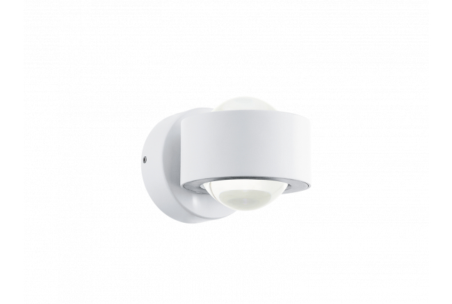 Wandlamp 'Ono' - kleur: Antrac