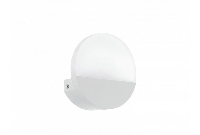 Wandlamp 'Metrass' - kleur: Wi