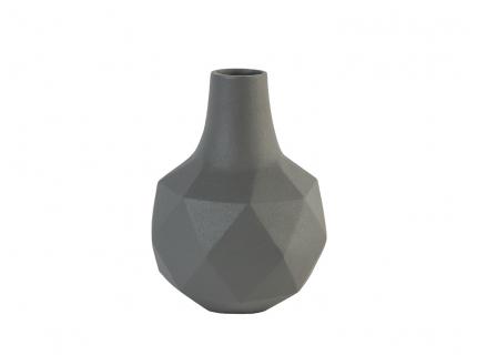 Vaas 'Bloom' - kleur: Grey