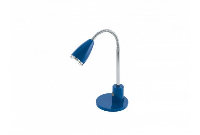 Tafellamp 'Fox' - kleur: Blauw