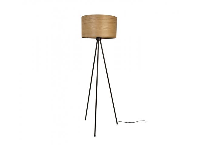 Vloerlamp 'Woodland' - kleur: