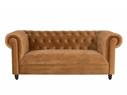 Sofa 'Chester' - kleur: Velvet