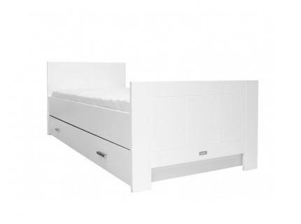 Bedlade 'Merel' - kleur: Wit