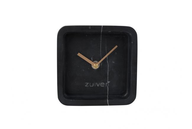 Klok 'Luxury Time' - kleur: Bl