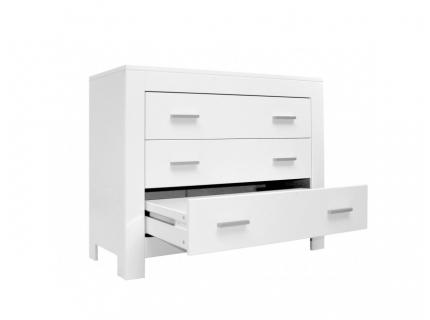 Commode 'Merel' - kleur: Wit