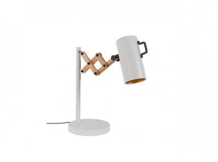 Tafellamp 'Flex' - kleur: Whit