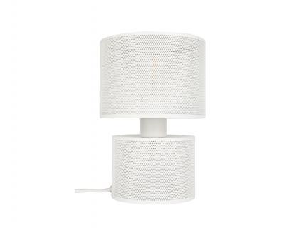 Tafellamp 'Grid' - kleur: Grey