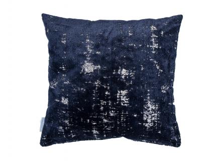 Kussen 'Sarona' - kleur: Night