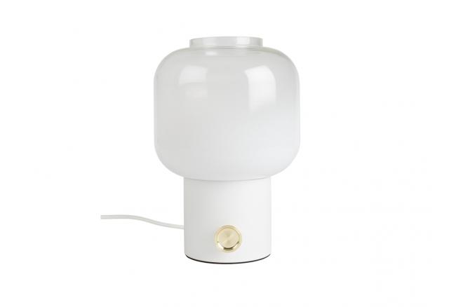 Tafellamp 'Moody' - kleur: Whi