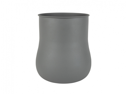 Vaas 'Blob' - kleur: XL Grey