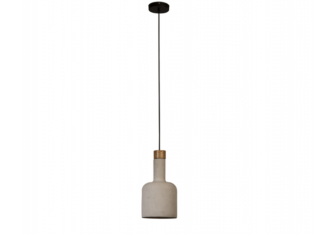 Hanglamp 'Cradle Bottle' - kle