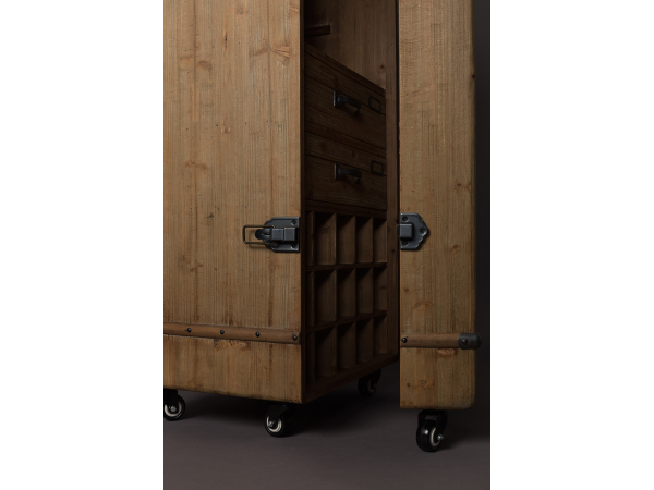 Kast barkast lico hout hout deba meubelen