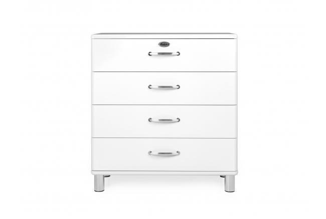Commode 'Malibu' - kleur: Wit