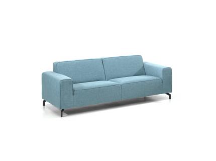 3-zit 'Top' - kleur: Cube ocean blue