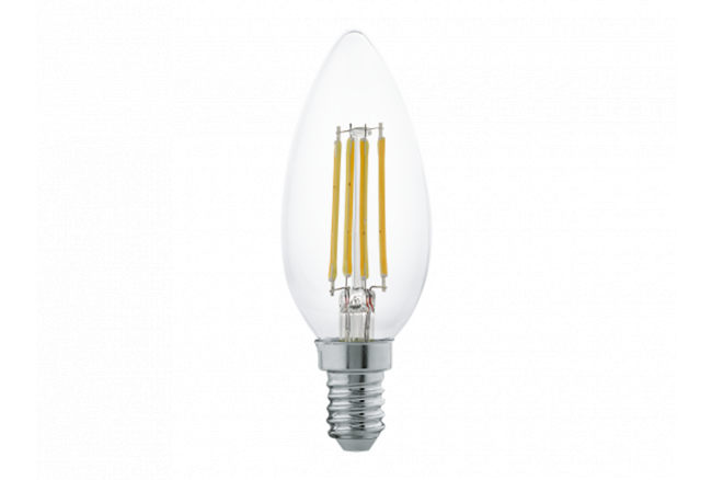 Lichtbron E14/LED kaars 4W A+