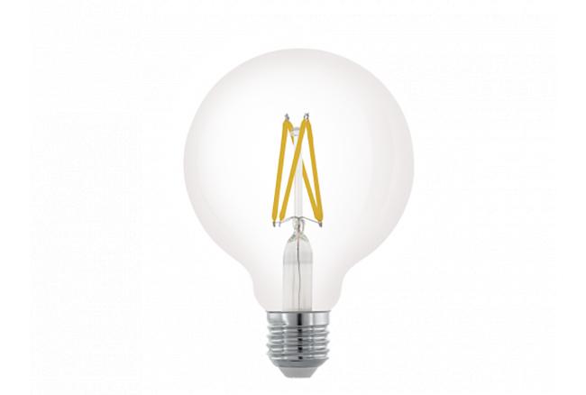 Lichtbron E27/LED/G95 6W A++ G